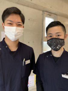 新型コロナウイルス対策で、マスクの着用のお知らせです。皆様お気を付けください。