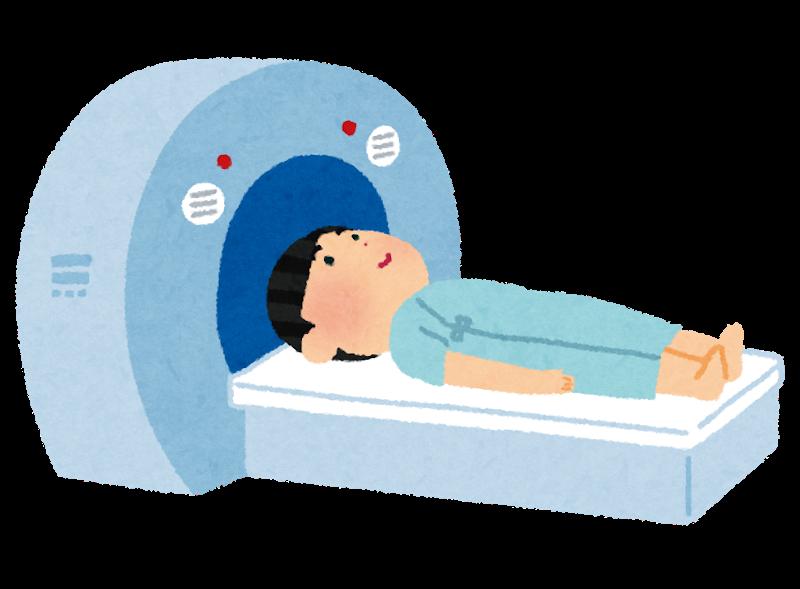 MRIを撮る場合は病院・整形外科へお願いします